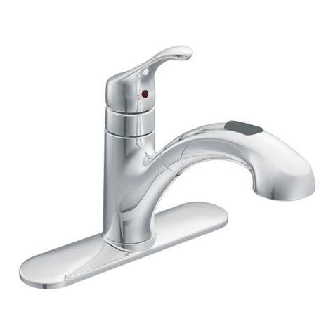 Moen Kitchen Pullout Faucet Moen Pullout Kitchen Faucet
