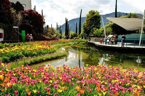 giardino di sissi merano primavera nei giardini che incantarono sissi