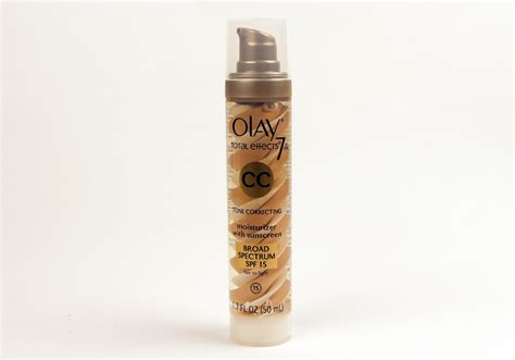 of olay cc fair to light olay total effects cc review