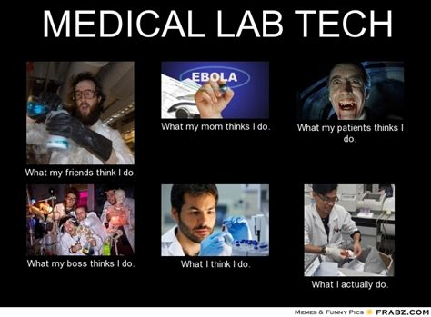 Lab Tech Meme - funny medical memes memes