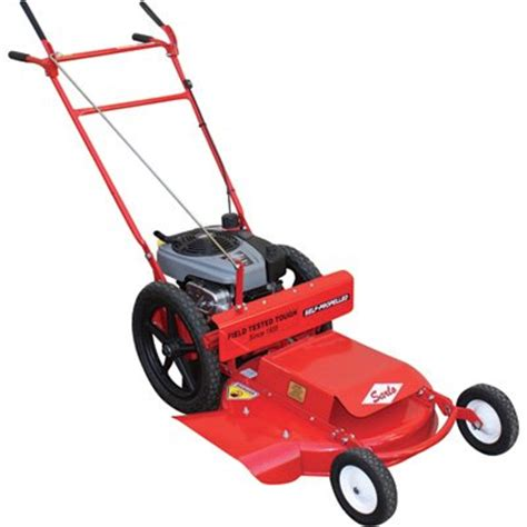 big lawn mowers sarlo wx24sp self propelled high wheel lawn mower review