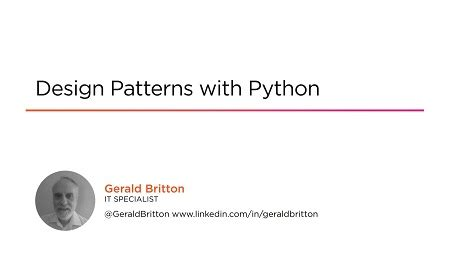 design pattern in python design patterns with python