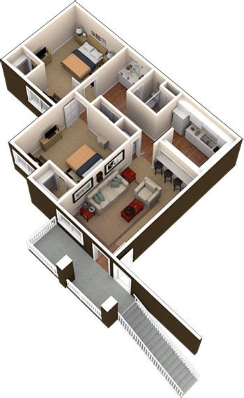 2 bedroom apartments fort collins two bedroom csu apartments student housing fort collins ram s village