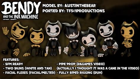 Mixer Eyes Meme - bendy and the ink machine bendy model showcase by