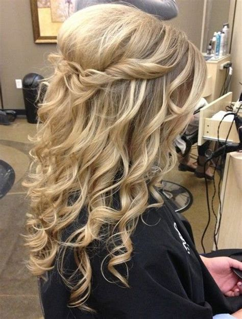 hairstyles for evening occasions 25 special occasion hairstyles tight curls prom and