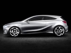 Mercedes A Class Coupe Mercedes Build A Three Door A Class
