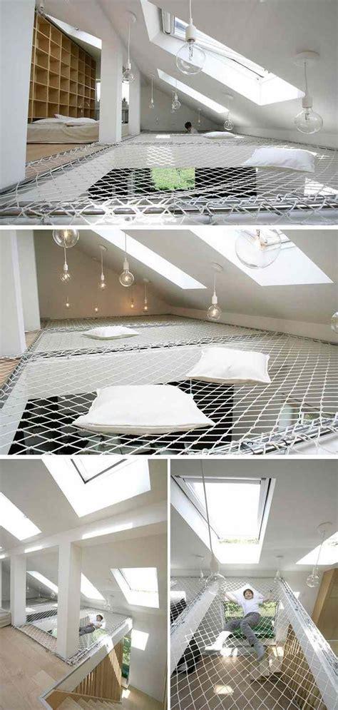 Filet D Interieur by Filet D Habitation Id 233 Es Am 233 Nagement Moderne Mezzanine