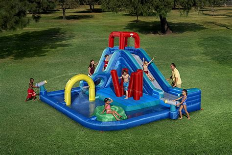best backyard water toys outdoor furniture design and ideas