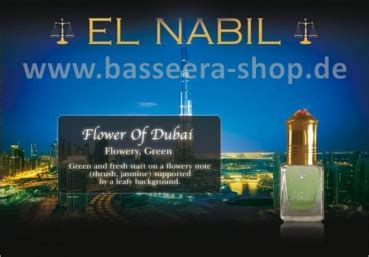 Parfum Misk 2 5 Ml basseera shop de el nabil quot flower of dubai quot 5 ml