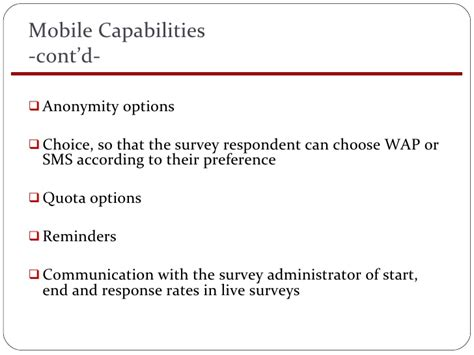 Mba 502 Survey Of Mgmt And Mis mba 615 mobile market research mis project