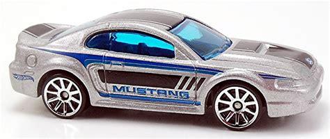 Hotwheels 2000 99 Mustang 99 Mustang Gt 70mm 1999 Wheels Newsletter