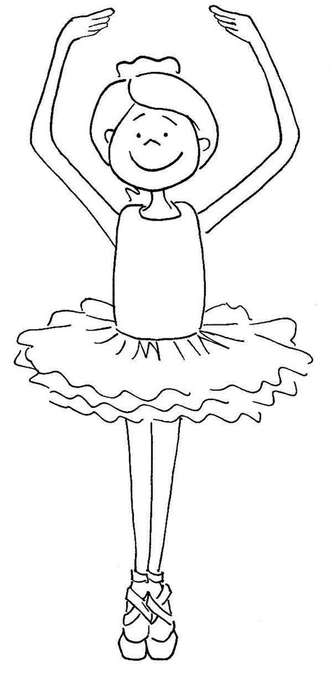 cute ballerina coloring pages ballerina cute ballerina girl coloring page dance