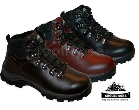 winter hiking boots for mens winter hiking boots yu boots