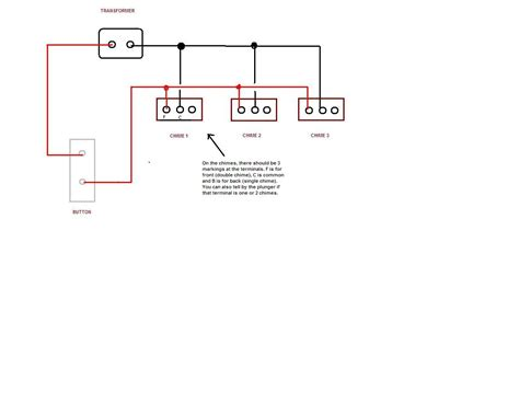doorbell on wiring diagram doorbell free engine image