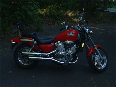honda vf honda vf 750c super magna v45 bikes details video