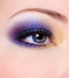 purple eye color stylish purple makeup ideas