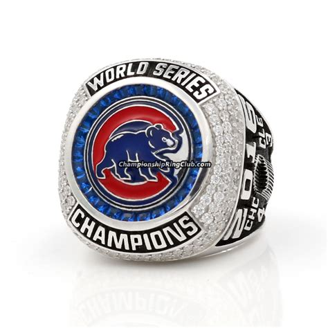cubs rings 2016 chicago cubs world series chionship ring