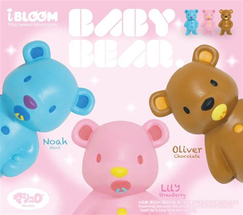 Squishy Monas sillysquishies ibloom baby squishy scented