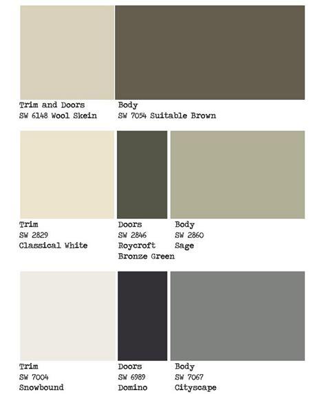 exterior paint color palettes neutral interiors interior design ideas home bunch