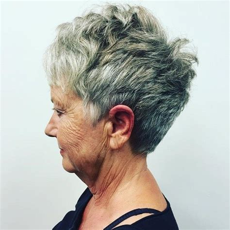 salt n pepper hair styles the best hairstyles and haircuts for women over 70