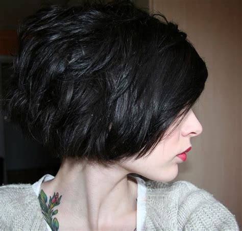 love the layers not a good cut for someone with very thin love the layers and texture but i m not sure my hair is
