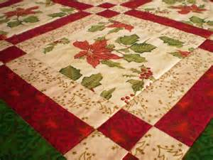 free table runner patterns bright