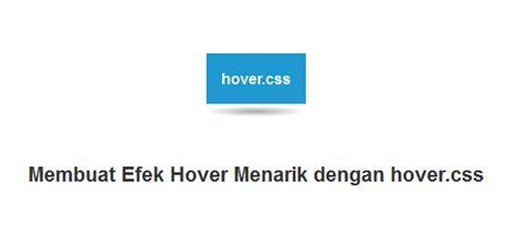 membuat efek link dengan css membuat efek hover menarik dengan hover css eplusgo