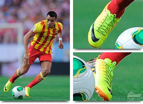 alexis sanchez nike midweek boot spots plenty of colour around europe
