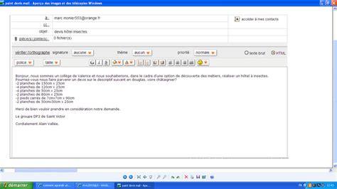 Exemple De Lettre R Ponse A Une R Clamation Client demande de prix mail 28 images lettre de demande de