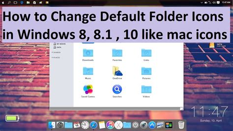 The Switch To Mac Part 1 Of 3 by How To Install Mac Os X Icons Style On Windows 8 8 1 10