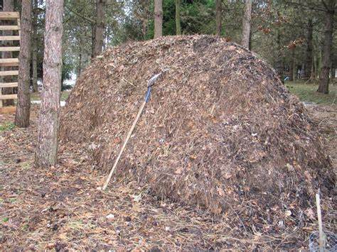 how to make a compost pile in your backyard healthy sustainable living make your own easy compost pile