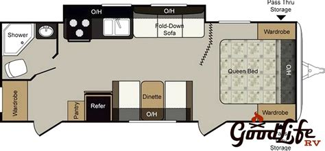 hitchhiker rv floor plans hitchhiker 5th wheel autos post