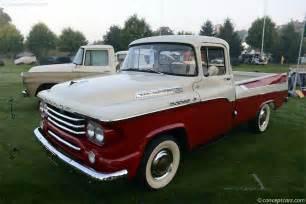1958 Dodge Truck 1958 Dodge D 100 Sweptside Conceptcarz