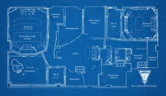 Floorplan Music The Cutting Room Recording Studios New York City