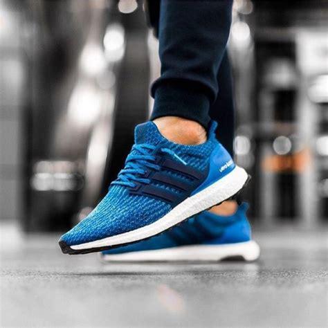 Sepatu Adidas Ultra Boost Mystery Blue adidas ultra boost 3 0 mystery blue sneaker
