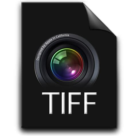 tiff file format acceptable file types