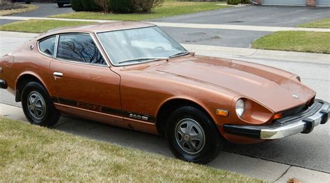 1974 nissan 260z just 35 000 1974 datsun 260z