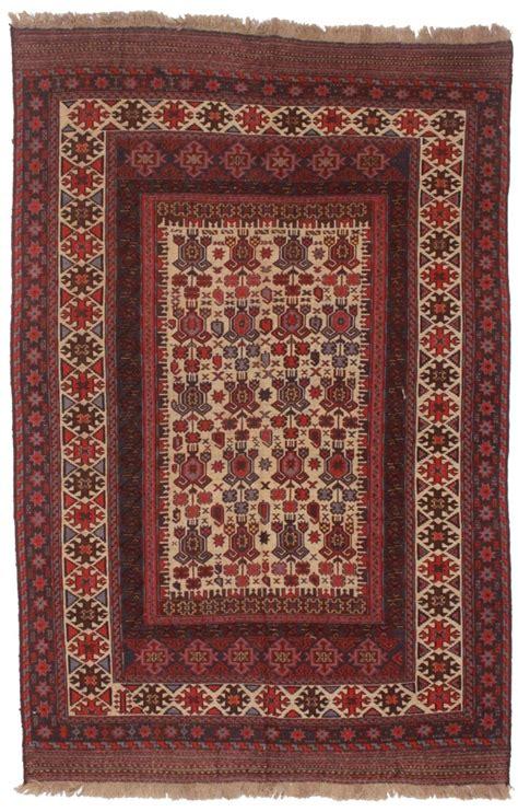 Handwoven Wool Rugs by Vintage Woven Wool Soumak 6x9 Rug 10318