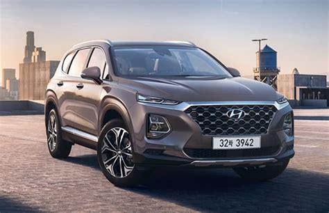 2019 Hyundai Santa Fe Interior by 2019 Hyundai Santa Fe Interior Raveled Look