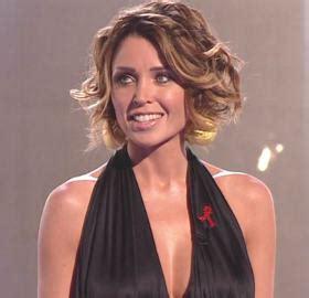 Minogues Looks Different by X Factor Week 8 Dannii Minogue Carla Zatti Dress
