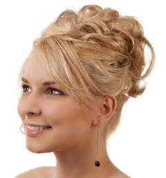 of honor hairstyles bridesmaid hairstyles slideshow