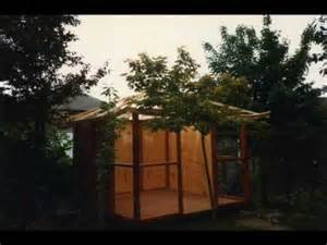 Shed Roof Homes Japanese Tea House How To Build One Youtube