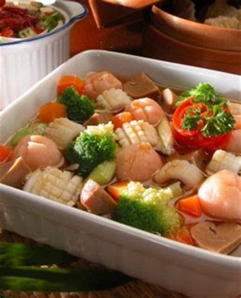 aneka resep masakan nusantara cah cumi brokoli