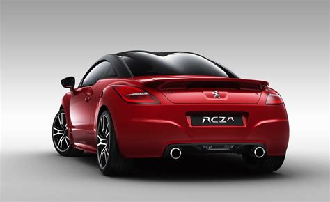 new peugeot prices 2014 new peugeot rcz r sales in europe autos world blog