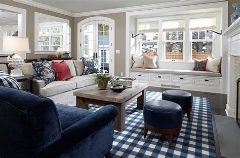 window seat ideas living room how to design a trendy family room