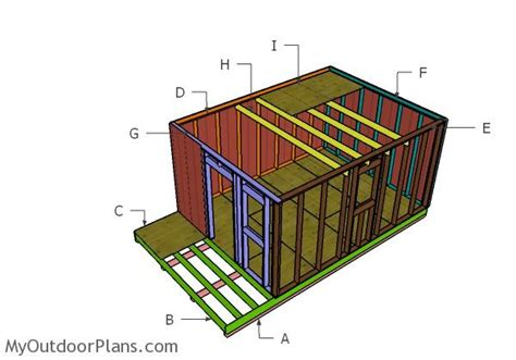 small shack plans 12x20 small cabin plans diy hunting shack