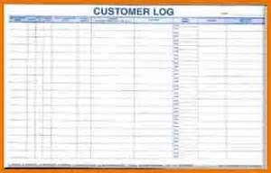 Customer Call Sheet Template by 13 Customer Call Log Template Plantemplate Info