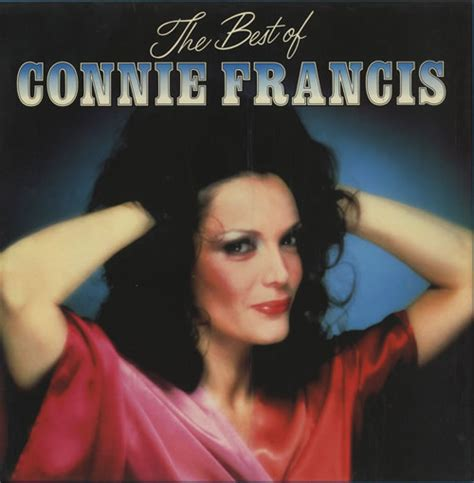 the best of connie francis connie francis the best of connie francis uk box set 457324