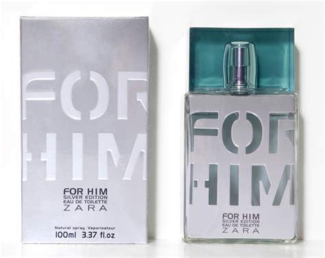 Parfum Zara For Him zara for him silver zara cologne a fragrance for