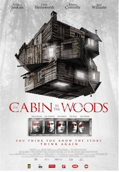Cabin In The Woods Script by Dreams In The Lich House Review Cabin In The Woods